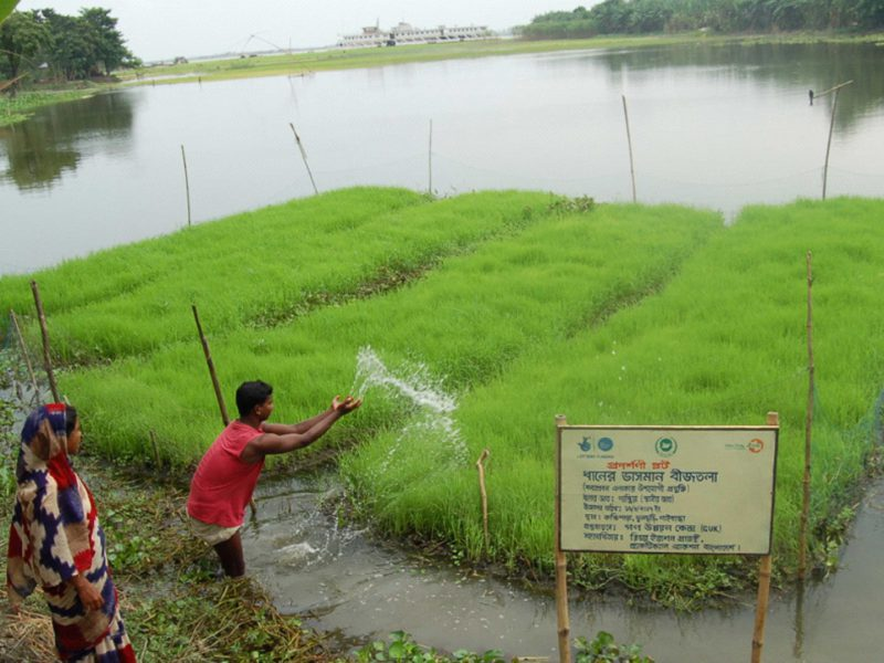 DISAPPEARING LANDS: SUPPORTING COMMUNITIES AFFECTED BY RIVER EROSION