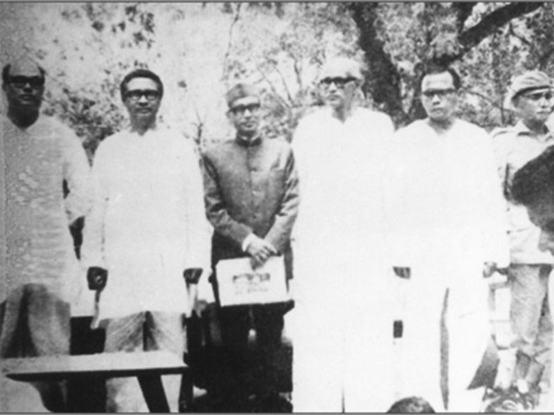 Mujib Nagar Memorial
