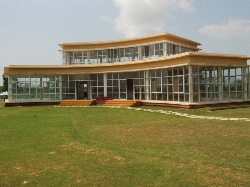 TEA HOUSE AT KOREAN EPZ GOLF COURSE